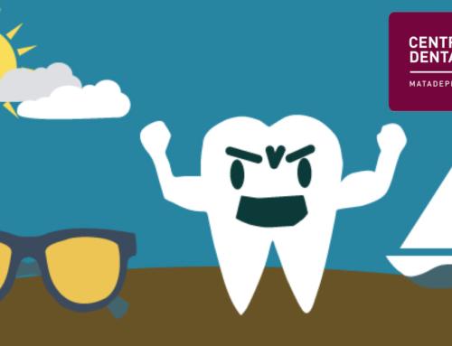 Tenir cura de les dents després de les vacances d'estiu
